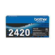 Brother Tonerkassette TN-2420, schwarz