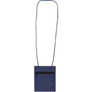 Brustbeutel, Geldfach mit Reißverschluss, B 110 x H 130 mm, dunkelblau