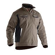 Bundjacke Jobman 1317 PRACTICAL, gefüttert, khaki, Polyester I Baumwolle, XL