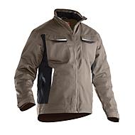 Bundjacke Jobman 1327 PRACTICAL, khaki, Polyester I Baumwolle, M