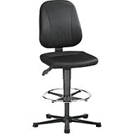 Bureaustoel 9651 ESD, zwart