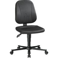 Bureaustoel 9653 ESD, zwart