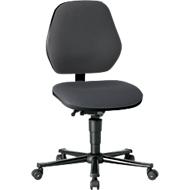 Bureaustoel ESD 9151E, zwart