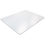 Bureaustoelmat, 1200 x 750 mm, glad-antislip