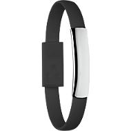 Cablet, Micro-USB Kabel, schwarz