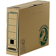 Caisse d'archivage Fellowes Bankers Box® Earth, DIN A4, largeur 80 mm, 20 pcs.