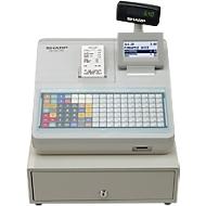 Caisse enregistreuse électronique SHARP XE-A217, gris