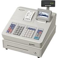 Caisse enregistreuse Sharp XE-A177WH, conforme GoBD/GDPdU