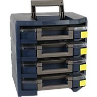 Caisse transportable pour plusieurs mallettes HandyBox