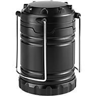 Campinglampe Metmaxx® OutdoorBuddyMini, helles COB Licht, dimmbar , 2 Tragehenkel, Tampondruck 30 x 25 mm, inkl. einfarbige Werbeanbringung