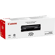 Canon 737 tonercassette zwart
