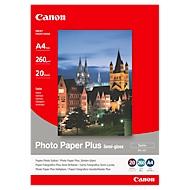 Canon Fotopapier Plus Semi-gloss SG-201, 260 g/m², 20 Blatt, A4