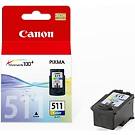 Canon inktcartridge CL-511 color