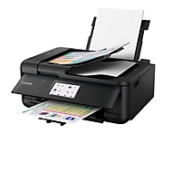 Canon Tinten-Multifunktionsdrucker Pixma TR8550, 4 Funktionen, Cloud, WLAN