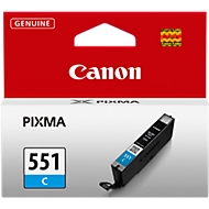 Canon Tintenpatrone CLI-551 C cyan, original