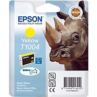 Cartouche Epson C13T10044010, jaune
