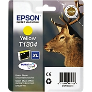 Cartouche Epson T1304, jaune, 10,1 ml