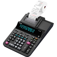 Casio tafelrekenmachine FR-620RE, printfunctie met 2 kleuren, 12-cijferig display, after-/reprint