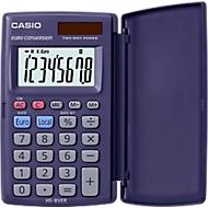 Casio Taschenrechner HS-8VER, 8-stellig