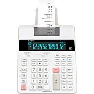 Casio Tischrechner FR-2650RC, Druckfunktion, 12-stelliges Display, 4-Tasten-Speicher