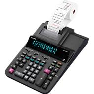 Casio Tischrechner FR-620RE, 2-Farben-Druckwerk, 12-stelliges Display, After-/Reprint