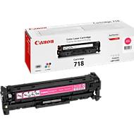 Cassette de toner magenta Canon T718M