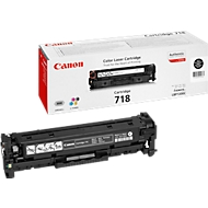 Cassette de toner noir Canon T718BK