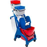 Chariot de ménage compact Extra