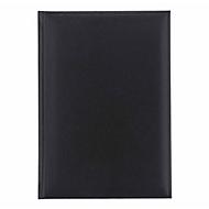 Chef-Terminkalender, im Einzelkarton, 320 Seiten, B 150 x T 20 x H 210 mm, Werbedruck 100 x 80 mm, schwarz