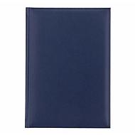Chef-Terminkalender, ohne Einzelkarton, 320 Seiten, B 150 x T 20 x H 210 mm, blau