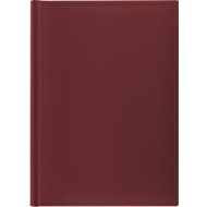 Chefkalender, 320 Seiten, burgund