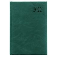 Chefkalender Sidney, 416 Seiten, B 150 x H 210 mm, ohne Metallecken, grün