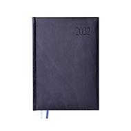 Chefkalender Sidney, mit Einzelverpackung, 416 Seiten, B 150 x H 210 mm, Werbedruck 100 x 80 mm, anthrazit