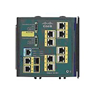 Cisco Industrial Ethernet 3000 Series - Switch - 8 Anschlüsse - managed