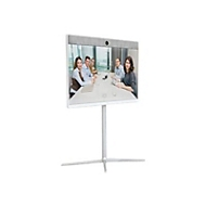 Cisco Spark Room 55 - MSRP - Kit für Videokonferenzen - mit Cisco Floor Stand Kit (CS-ROOM55-FSK), 2 x Cisco TelePresence Table Microphone 20 (CTS-MIC-TABL20+)