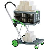 CLAX® Klappmobil, inkl. Klappbox + 5000 Blatt Handtuchpapier GRATIS