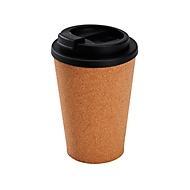 Coffee to Go, Natur, Standard, Auswahl Werbeanbringung optional