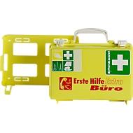 Coffret de premiers secours Extra  Bureau  (selon les normes allemandes)