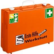Coffret premiers secours atelier  (selon les normes Allemandes)