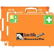 Coffret premiers secours chantier  (selon les normes Allemandes)