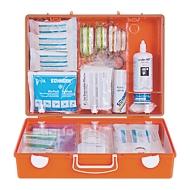Coffret premiers secours commerce de gros  (selon les normes Allemandes)