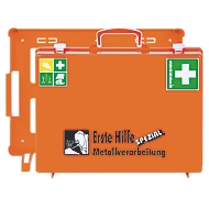 Coffret premiers secours metallurgie  (selon les normes Allemandes)