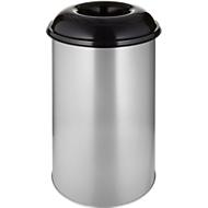 Collecteur, 200 litres, corps alu/couvercle noir