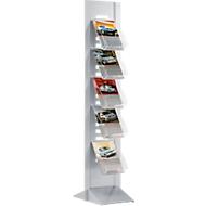 Complete set folderzuil incl. 5 folderetages