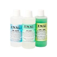 Complete set ultrasoon reiniger concentraten EMAG home, 3 x telkens 500 ml, voor particuliere doeleinden