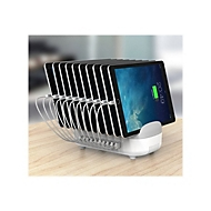 Compulocks Tablet / Phone USB Charging Hub Station 10 Ports Ladestation