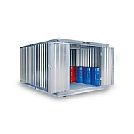 Container-Kombination SAFE TANK 2000, WGK 1-3