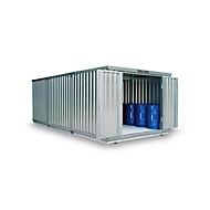 Container-Kombination SAFE TANK 3000, für passive Lagerung