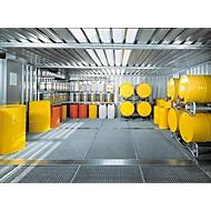 Containercombinatie SAFE TANK 5000, voor passieve opslag