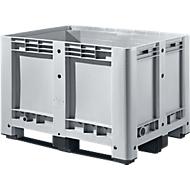 Conteneur industriel 470L 3 sabots